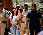 2019 Lok Sabha Elections - Phase 4 - Kareena Kapoor Khan casts vote