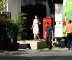 Saif, Kareena seen in Bandra