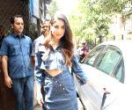 Kareena Kapoor Khan spotted at a dubbing studio