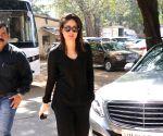 Kareena Kapoor seen at Mehboob studio