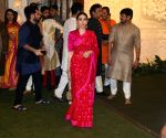 Ganesh Chaturthi celebrations at Mukesh Ambani's residence
