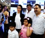 Karisma Kapoor inaugurates a Kids Wear Store