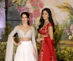 Sonam Kapoor and Anand Ahuja's wedding reception - Katrina Kaif and Isabelle Kaif