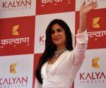Katrina Kaif at a store launch