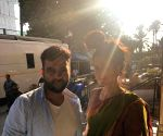 Free Photo: Katrina wishes Ali Abbas Zafar on his b'day with their candid shots