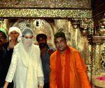 Katrina Kaif pays obeisance at Fatehpur Sikri Dargah