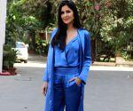 """Film """"Bharat"""" promotion- Katrina Kaif"""
