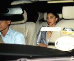Karan Johar's valentine party - Kiara Advani