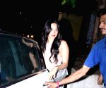 Kiara Advani seen at Bandra restaurant