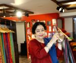 Vidya Balan inaugurates new section of a store