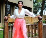 "Kirti Kulhari at ""Mission Mangal"" promotions"