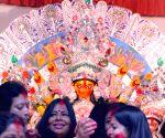 Koel Mallick participates in 'Sindoor Khela