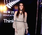 """Kriti Sanon during the official announcement as Brand Ambassador Of """"New Zealand Education"""