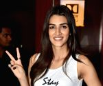 "Kriti Sanon visits a cinema hall screening ""Luka Chuppi"""