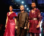 Hardik Pandya looks super cool as he turns showstopper at Lakme Fashion Week 2019