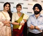 Lisa Ray launches festive collection of Rado watches