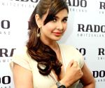Lisa Ray during a promotional programme