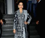 "Special screening of film ""Aapla Manus"" - Madhuri Dixit Nene"