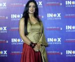 "Promotion of film ""Saheb Biwi Aur Gangster"" - Mahie Gill"