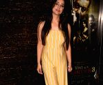 "Special screening of film ""Saheb Biwi Aur Gangster 3"" - Mahie Gill"