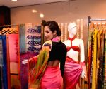 Malaika Arora Khan during the launch Satya Paul new collection