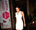 Malaika Arora seen at a restaurant