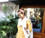 Malaika Arora seen at Bandra