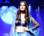 LFW 2019: Malavika Mohanan slays her showstopper Indian look in style