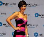 Mandira Bedi launches five new MX original series