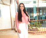 "Manisha Koirala at Promotion of film ""Prasthanam"