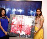 Mishti Chakraborty inaugurates painting exhibition
