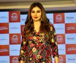 Mouni Roy at the launch of fashion collection