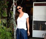 Mouni Roy seen at Versova