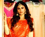 Mouni Roy during a programme