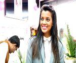 Mugdha Godse inaugurates Panache Salon