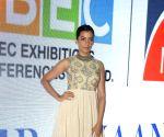 Mugdha Godse and Mandana Karimi attend jewellery exhibition