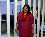 Nadira Babbar during a programme