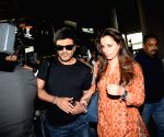 Blackbuck poaching case - Neelam Kothari and Sameer Soni returned to Mumbai