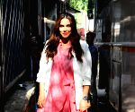 Neha Dhupia at mother's day photo shoot