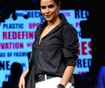 Lakme Fashion Week - Neha Dhupia