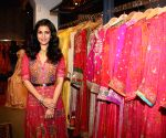 Ritu Kumar's Winter Festive 2017 Collection- Nimrat Kaur