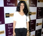 """Special screening of upcoming film """"The Sense of an  Ending"""