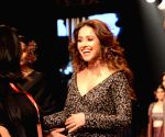 Lakme Fashion Week Winter/Festive 2018 - Nushrat Bharucha walks for Sonam and Paras Modi