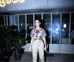 Nushrat Bharucha seen at Bandra