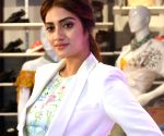 Nusrat Jahan launches festive collection