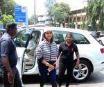 Parineeti Chopra seen at Bandra