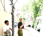 Parineeti Chopra seen at Khar