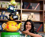 Parno Mittra launches Goodricke Teapot's premium lounge