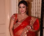 Payal Ghosh during the special shoot on the occasion of Diwali