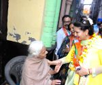 Poonam Dhillon campaigns for BJP